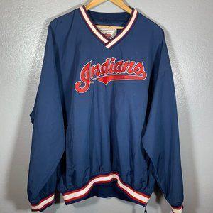 Vintage Starter Cleveland Indians Jacket